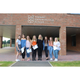 Thomas Gainsborough School celebrates Fantastic A Level Results