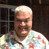 Heavy D The Boominator in this years Panto at @EpsomPlayhouse