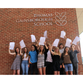 Best ever GCSE results for Thomas Gainsborough School