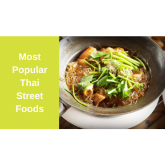 Most Popular Thai Street Foods