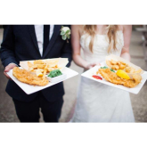 Fancy Fish and Chips at your Wedding?
