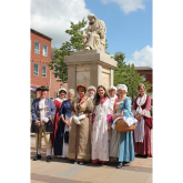 Join in the Festivities at Lichfield's First Georgian Festival