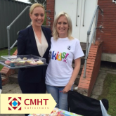 CMHT proud of their partnership with Old Halls Peoples Partnership