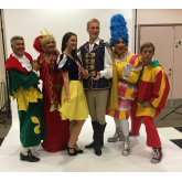 Panto launch signals that Christmas isn't too far away – oh no it isn't!