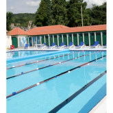 Last chance for a swim at Lido Ponty this weekend!