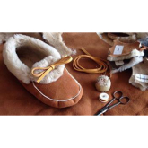 The Craft of Shoe Making Shearling Moccasin Making (2 Day Workshop)