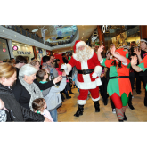 Christmas is coming to Festival Place