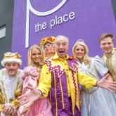 Telford theatre celebrates panto success