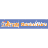 Get organised for Christmas and send your clients a Challengers e-card