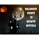 Halloween Events in Welwyn Hatfield