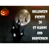 Halloween Events in St Albans and Harpenden