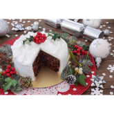 Planning your Christmas Cake?