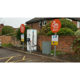 Electric car charging points coming to Fleet