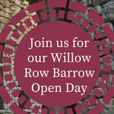 Willow Row Barrow Open Day, Sunday 23rd October