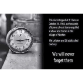 The Aberfan Disaster - 50 Years Today