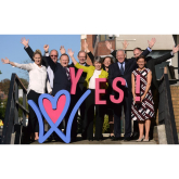 Love Wimbledon Business Improvement District gets a YES!
