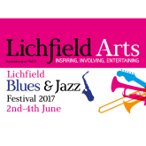 Lichfield Blues and Jazz Festival - The Countdown Begins...