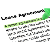 The responsibilities of Leaseholders