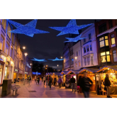Here's when the Christmas Lights will be switched on around Cardiff