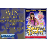 Win a Family Ticket to Sleeping Beauty at the Lichfield Garrick