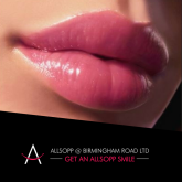 How to Get Fuller, Softer and Natural Looking Lips with Allsopp @ Birmingham Road
