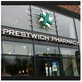 Putting the fun into fundraising! - all in a days work for Prestwich Pharmacy.