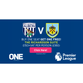 Premier League Hospitality For Just £90