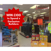 Win £100 to Spend at Darlaston Builders Merchants