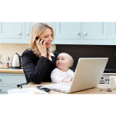 New mothers experience an increase in workplace discrimination