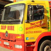 Looking for the best skip hire in Shrewsbury?