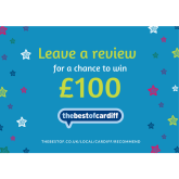 Leave a review for a local Cardiff business and you could win £100