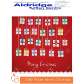Aldridge Premier Tuition Advent Calendar Prize Give Away