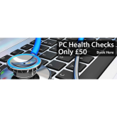 PC Health Checks, Only £50.00