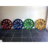 Refurbishing your alloy wheels with Powder Coating