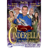 Cinderella is the perfect family pantomime at Theatre Severn Shrewsbury
