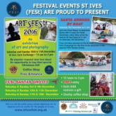 What's on in Huntingdon and St Ives this weekend.