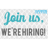 Harris Heating are looking to expand their team!