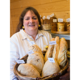 Award winning local artisan baker pulls out all the stops to help her customers