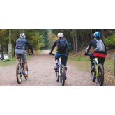 Free mountain bike course for 16 - 25 year olds