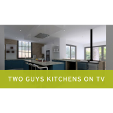 Two Guys Kitchens On TV