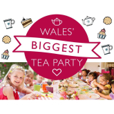 Take part in the biggest tea party!