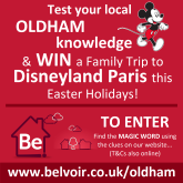 WIN a Family Trip to Disneyland Paris this Easter