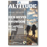 Challenge yourself this year and take on Altitude!