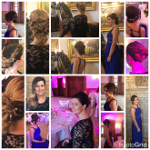 Pure Hair at the Pennyhill Park Wedding Showcase
