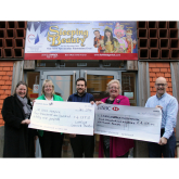 Festive Offerings Raise Over £8,000 for Two Local Charities