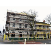Former Pub to be transformed.
