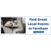 Your weekly guide to things to do in Farnham – 10th February to 16th February