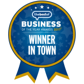 Best Business in Abingdon - Awards 2017