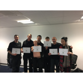 Emergency First Aid at work training completed by Tectonic Digital Systems