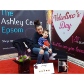 Say I Love You Winner at The Ashley Centre #Epsom @Ashley_centre